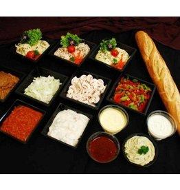 Servicepakket Gourmet/Fondeu  | Per stuk  (Slagerij Gerritschen)