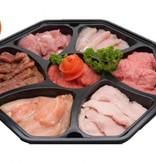 Gourmetschaal Luxe | 6 personen (Slagerij Gerritschen)
