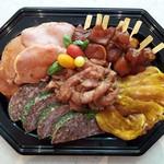 Standaard Gourmet pakket | 4 personen (Holleman Vlees)