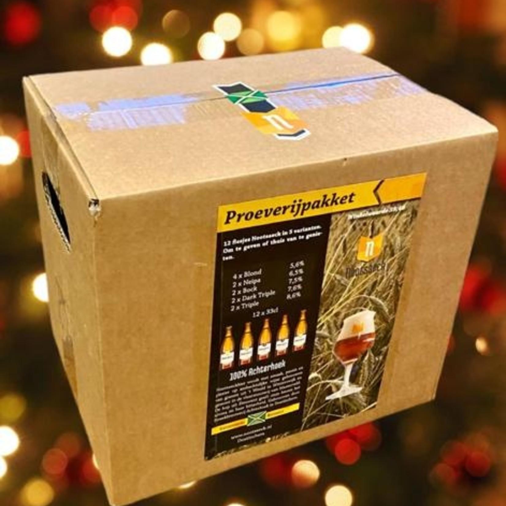 Proefpakket | groot (Nootsaeck bier)