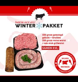 Winter vleespakket (Slagerij Gerritschen)