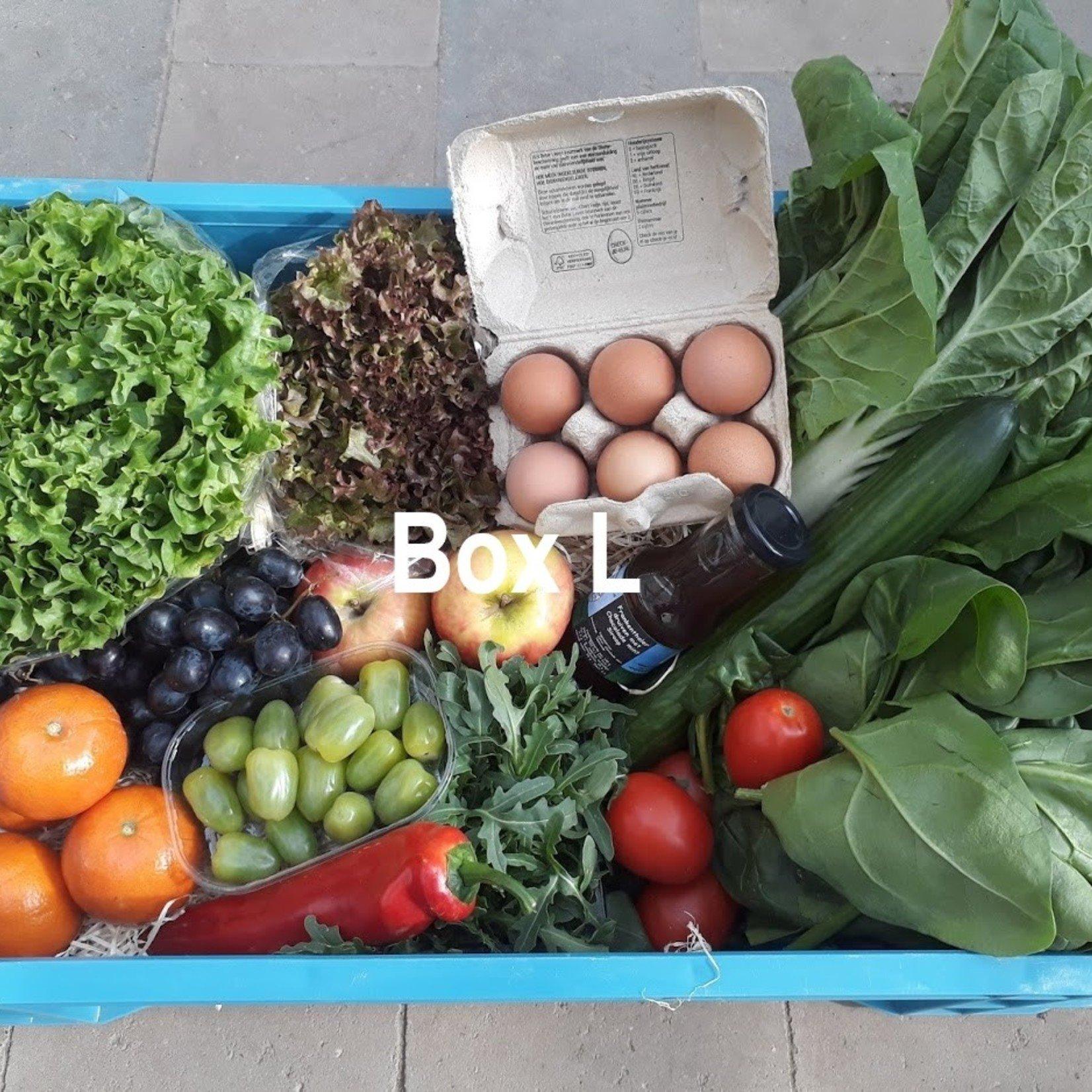 Groente/Fruitbox | Large (De Groene Schuur)