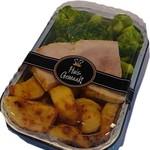 Rollade met aardappelen en broccoli | per maaltijd | (Slagerij Gerritschen)