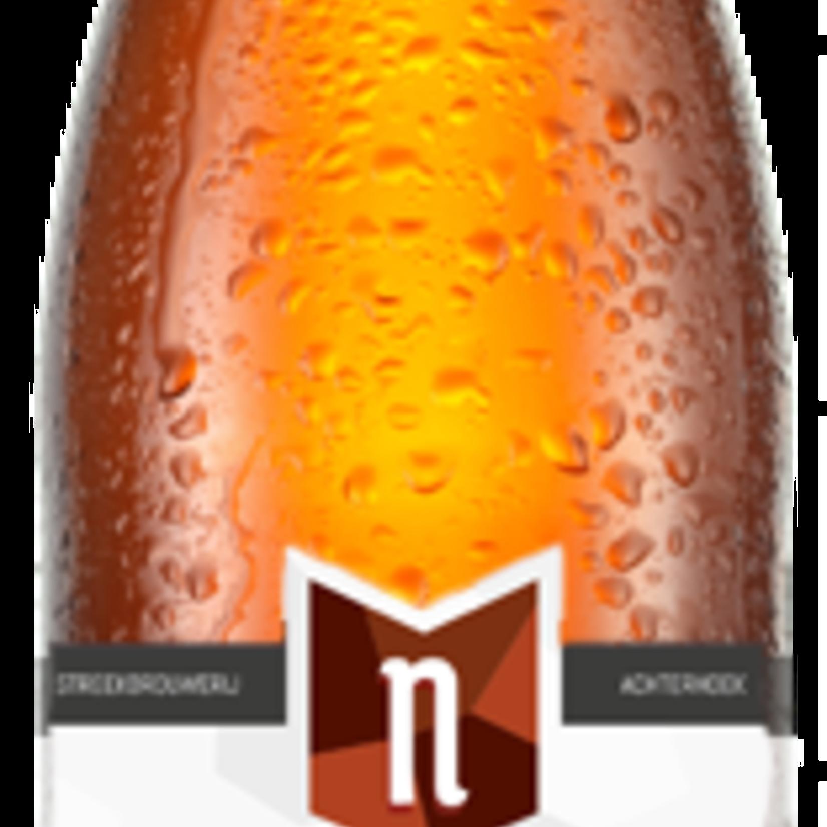 Dubbel bier   33cl (Nootsaeck bier)