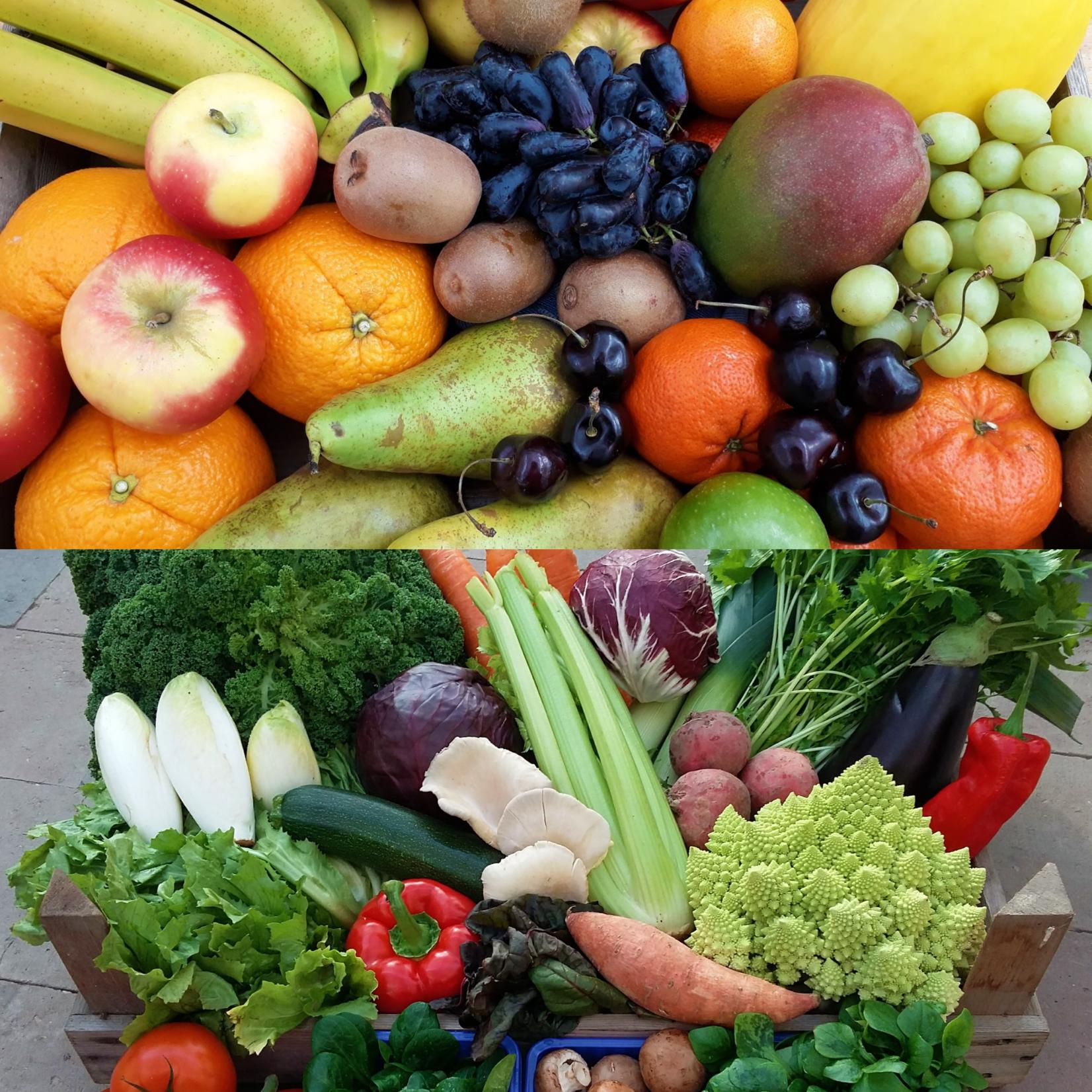 Groente/Fruitbox   Large (De Groene Schuur)