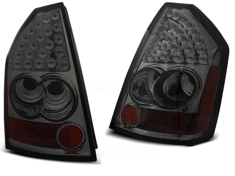 Tuning-Tec Achterlichten CHRYSLER 300C 05-08 SMOKE LED