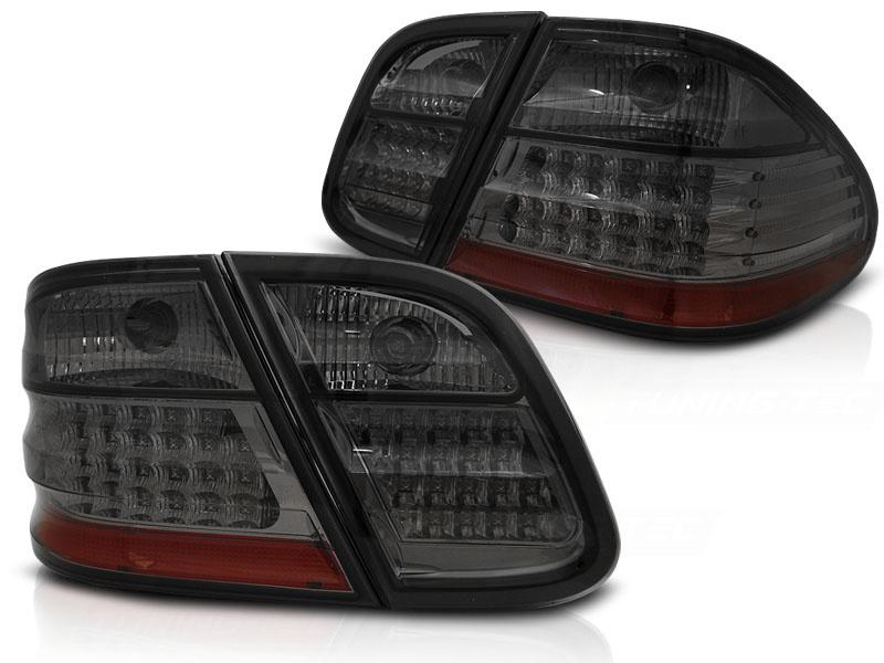Tuning-Tec Achterlichten MERCEDES W208 CLK 03 97-04 02 SMOKE LED