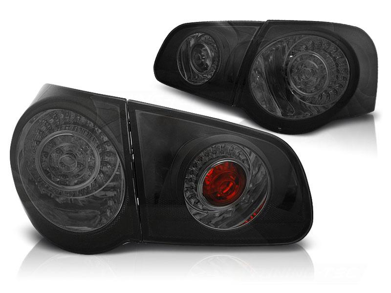Tuning-Tec Achterlichten voor VW PASSAT B6 3C VARIANT 03 05-10 SMOKE LED