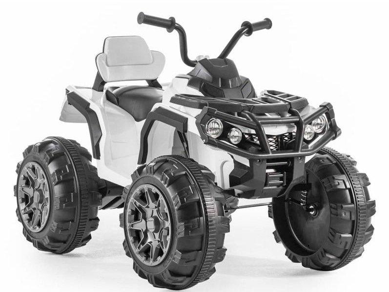Viking Choice Quad BMD0906 Wit - Elektrische rit op voertuig 2,4G