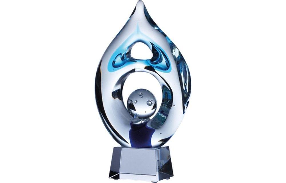 Glazen trofeeën