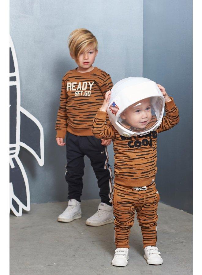 Sweater Moon Rocker - Spacelab Bruin