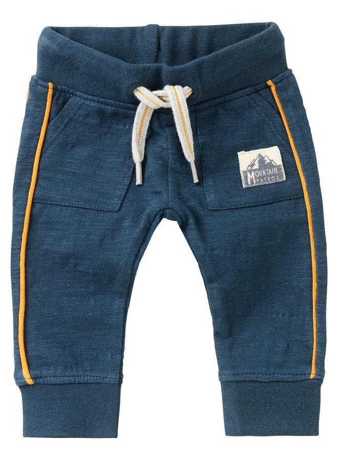 B Slim fit Pants KylemoreMidnight Navy