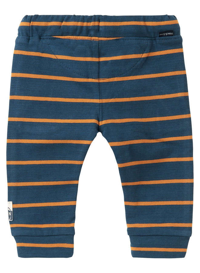 B Slim fit Pants Klawer StrMidnight Navy