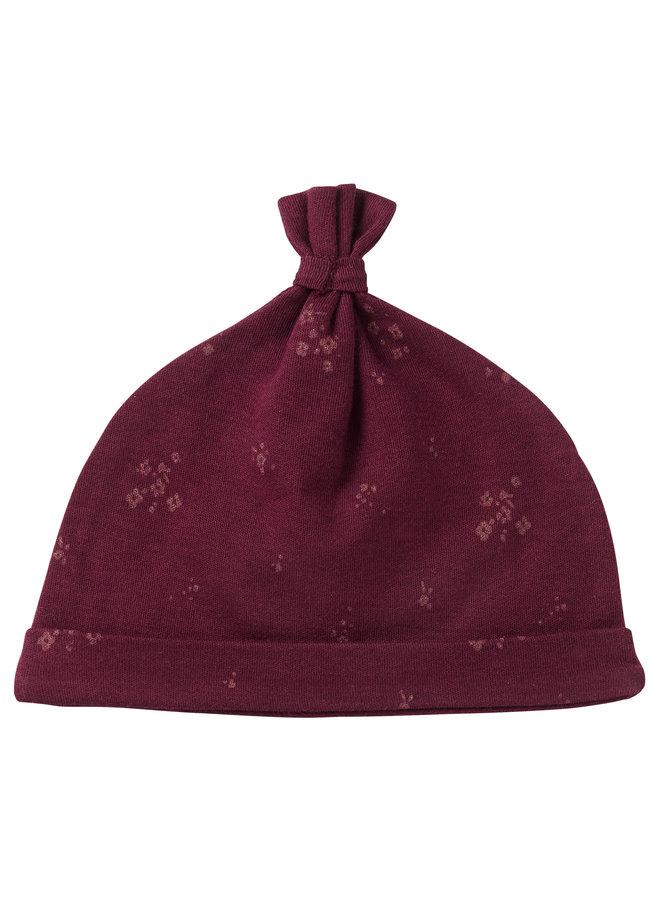 G Hat UmlaziBurgundy