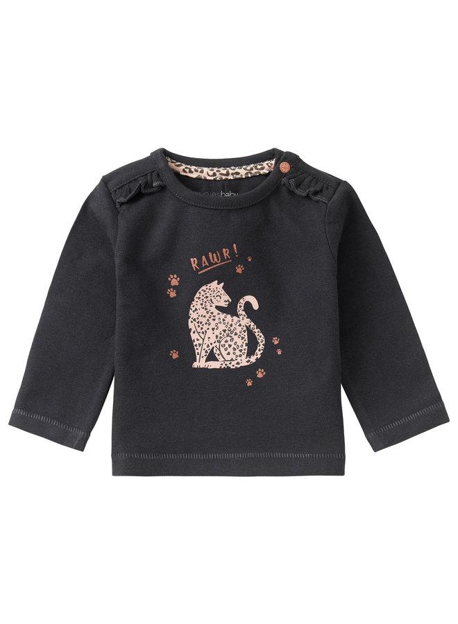 G Regular T-Shirt LS RoedtanPhantom