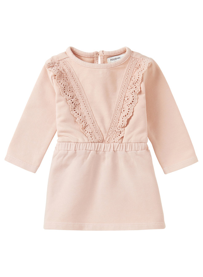 G Dress LS QueensburghCameo Rose