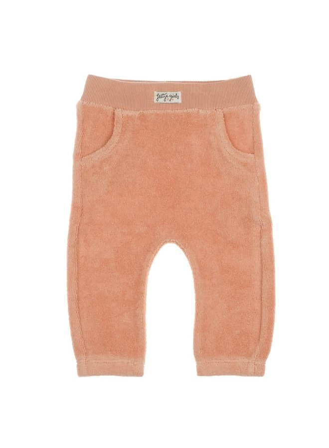 Broek - Little and Loved Roze
