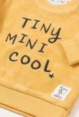 Dino sweater Tiny geel