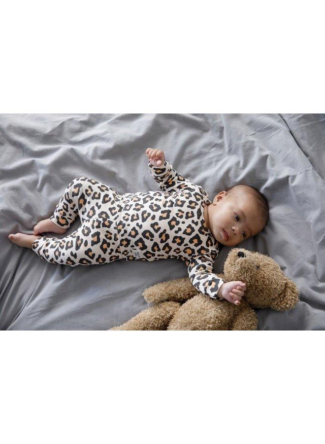 Leopard Lou - Premium Sleepwear by FEETJE