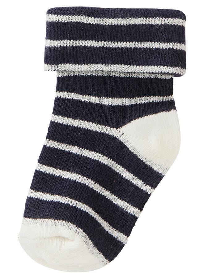 B Socks 2 pack KagisoScarlet Sage