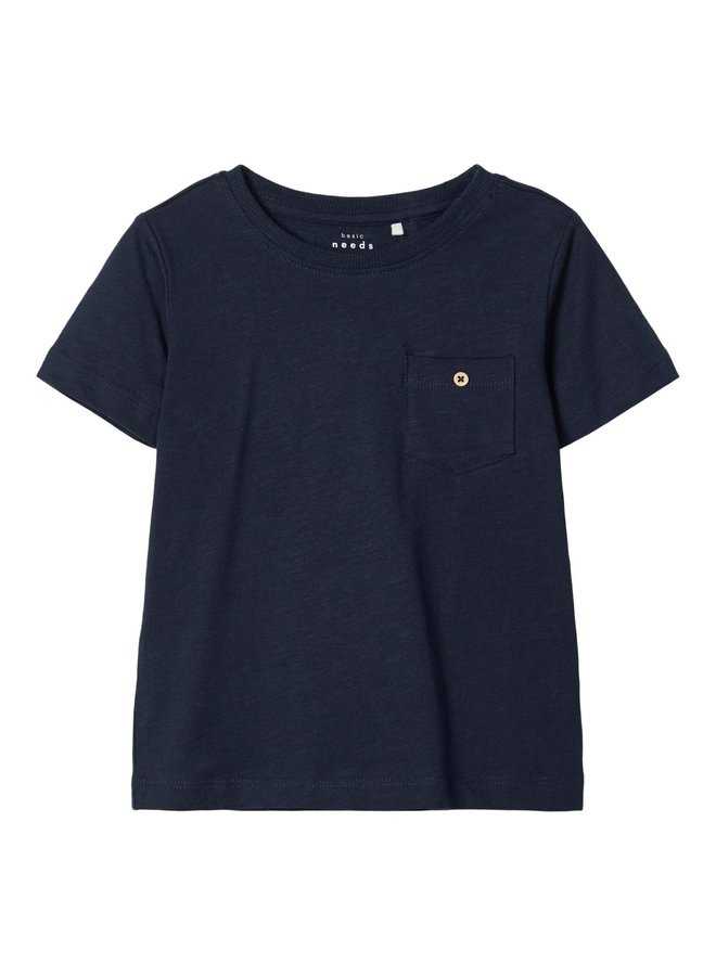 Name-it vebbe shirt dark sapphire