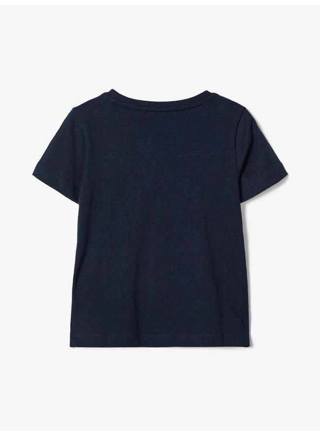 Name-it vebbe shirt dark sapphire