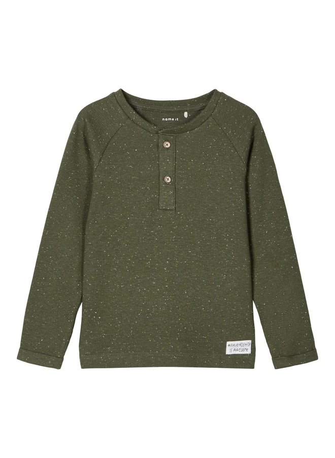 NMMNICKO LS TOP Thyme