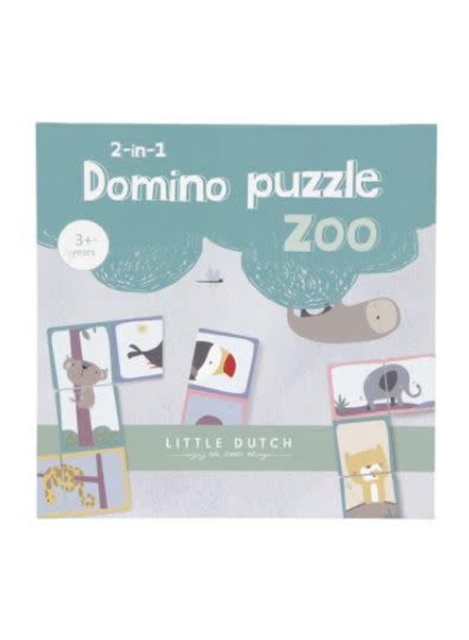 Domino puzzel