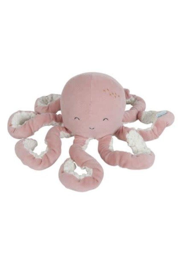 LD Knuffel Octopus - Ocean pink