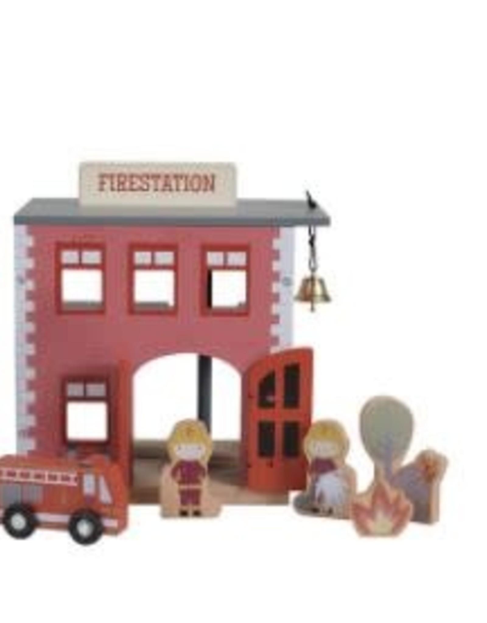 Little Dutch brandweerkazerne