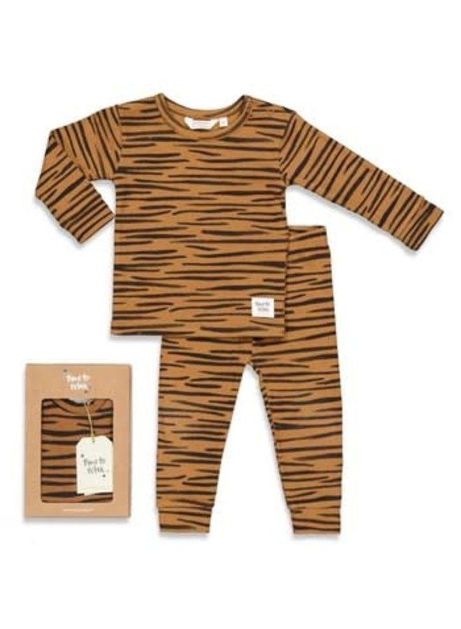 Tiger Taylor - Premium Sleepwear by FEETJE