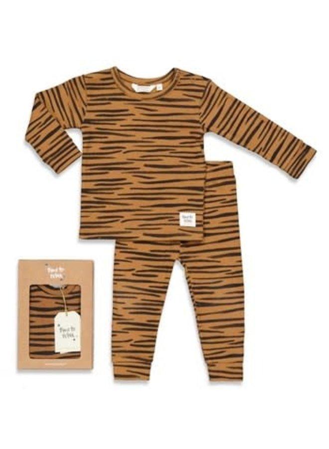 Tiger Taylor - Premium Sleepwear by FEETJE 128
