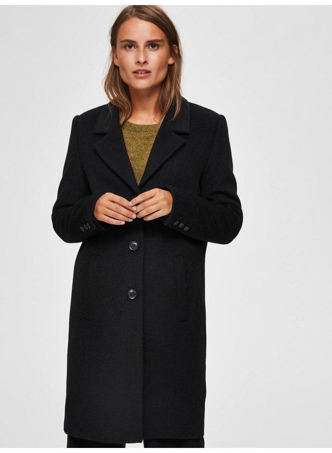SLF Sasja coat black maat 36