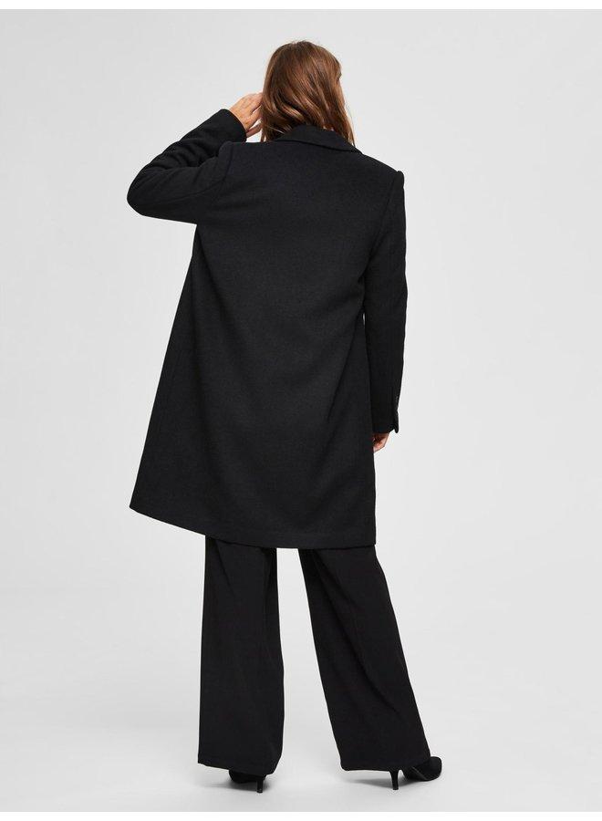 SLF Sasja coat black