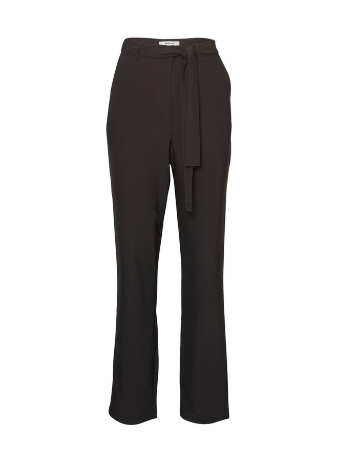 Delva Lora HW Pants BLACK