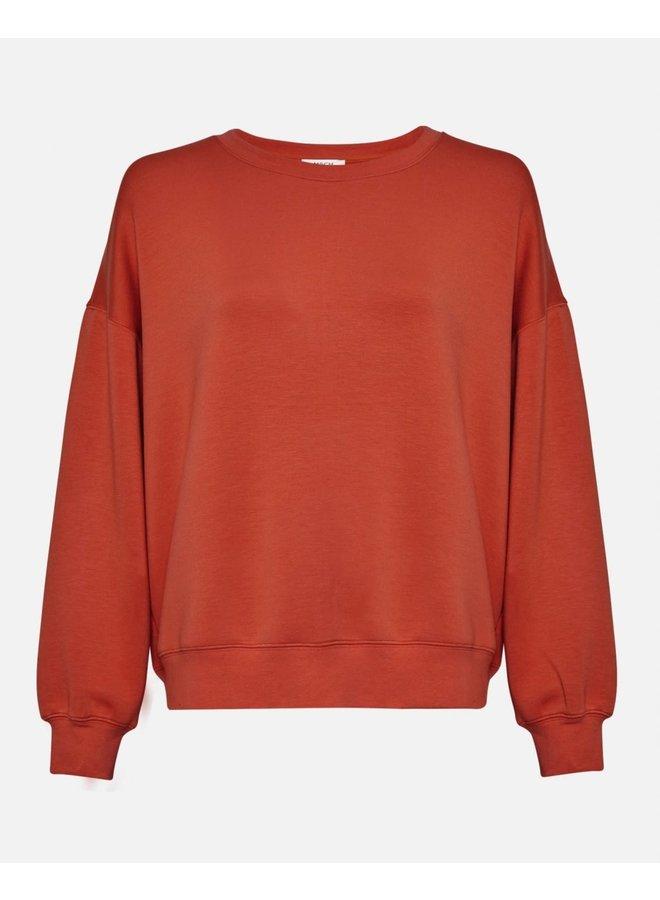 Ima sweatshirt barn red