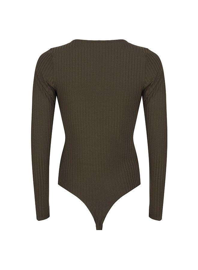 Bodysuit Ramona green