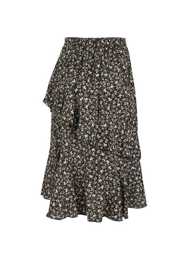 Skirt Salvadora green