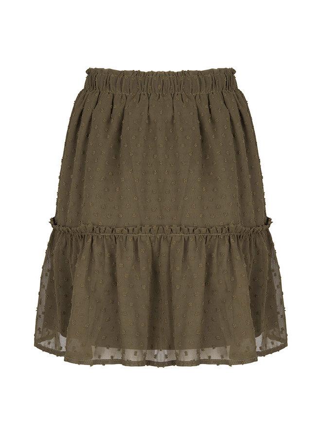 Skirt Serena green