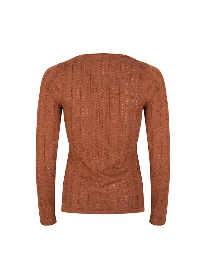 Sweater Ayla brown brown