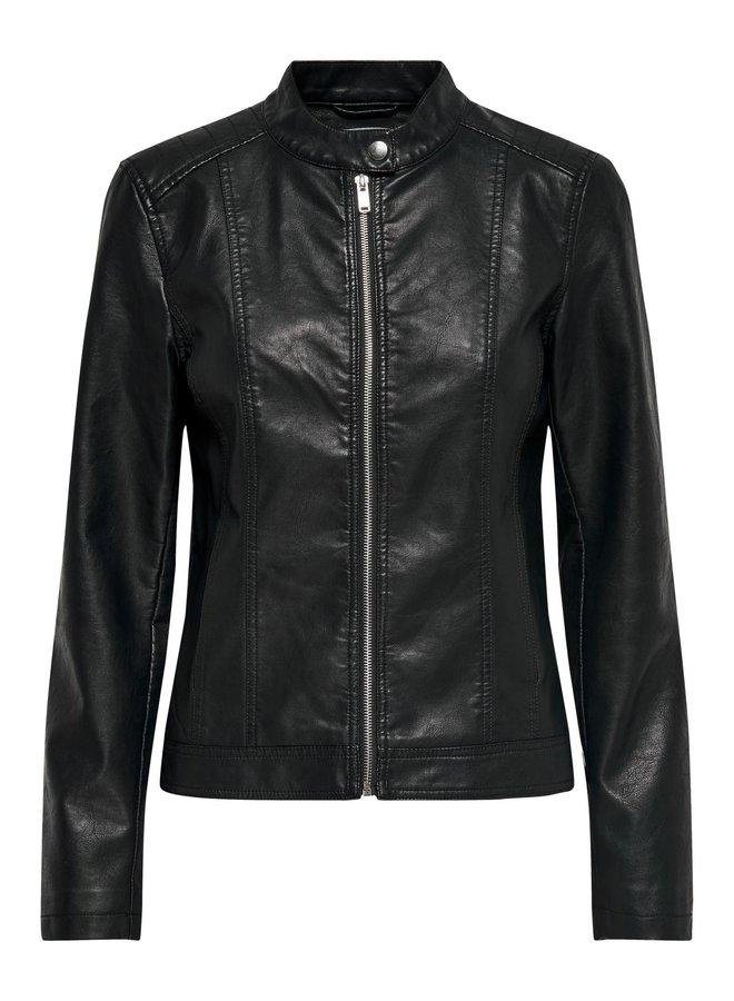 JDY stormy Leather jacket