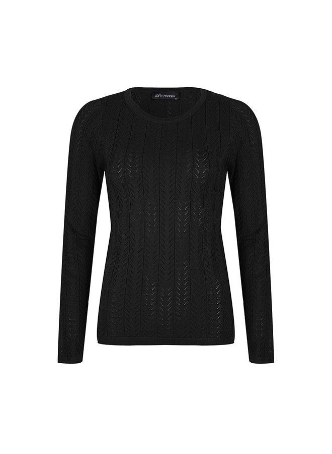 Sweater Ayla black