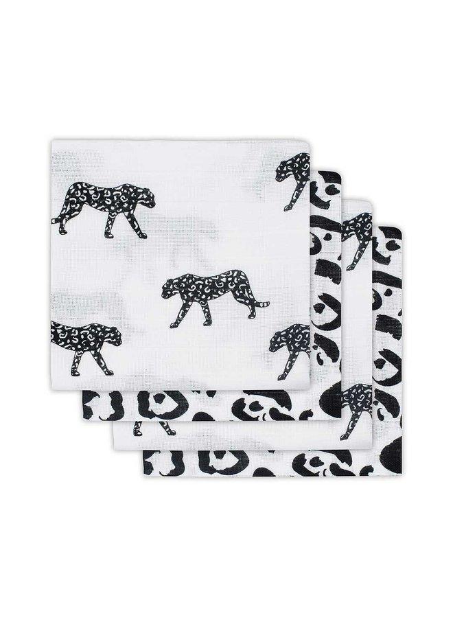 Hydrofiel luiers leopard