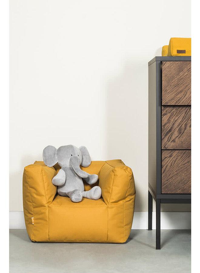 Knuffel Elephant storm grey