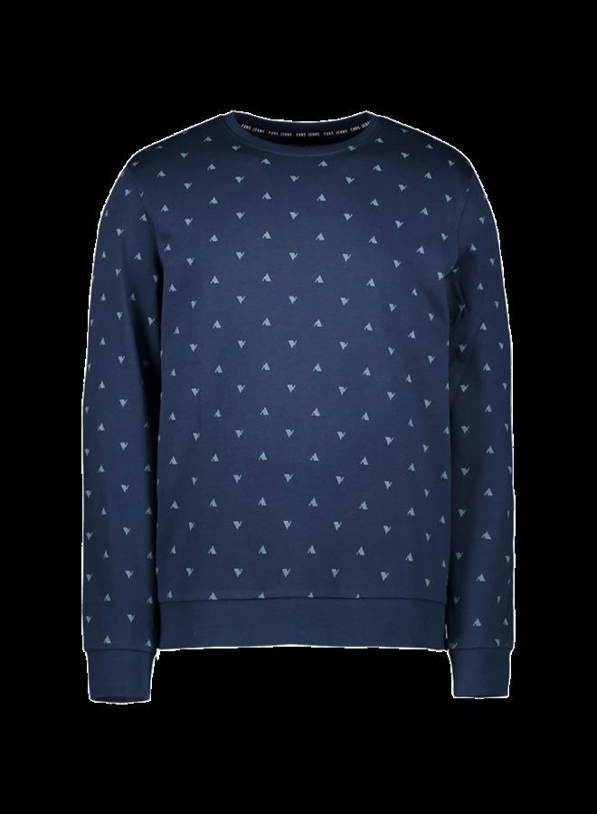 Cars Gryss sweater navy