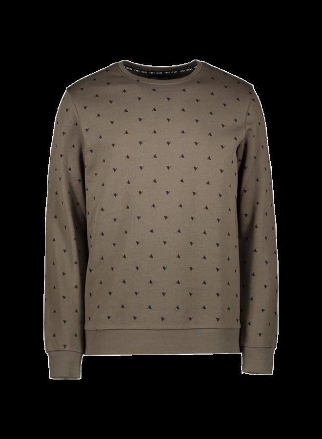 Cars Gryss sweater army