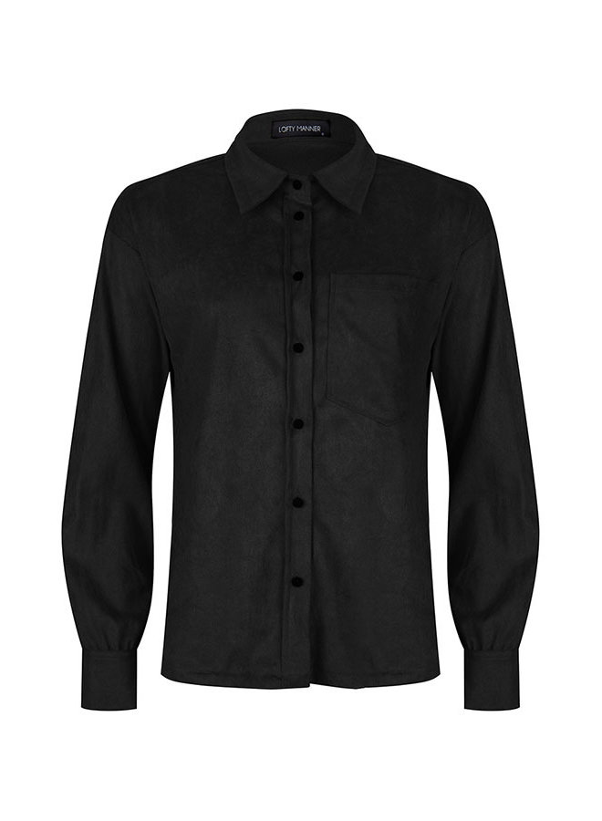 Blouse Cara black Black