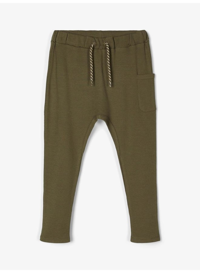 NMMTHORS PANT CAMP Ivy Green