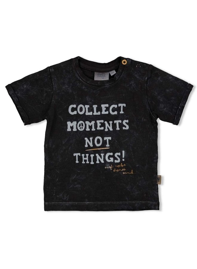 T-shirt Moments - Looking Sharp Antraciet