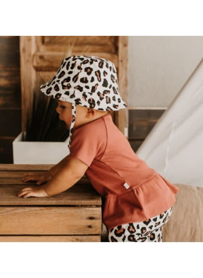 Leopard | Summer Hat Terra